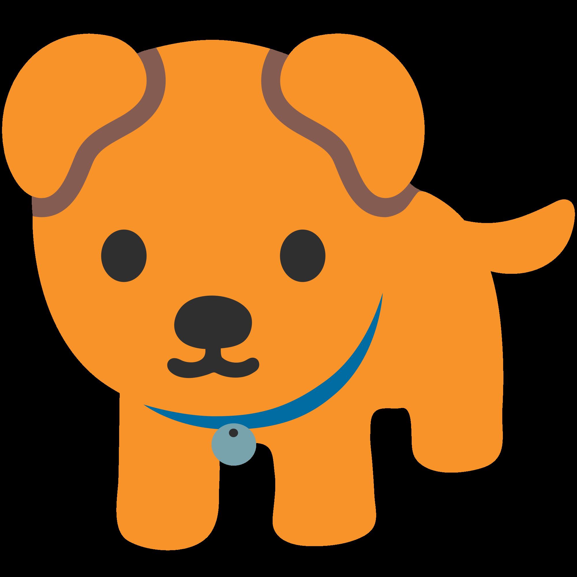 Emoji Chien Png Transparents Stickpng