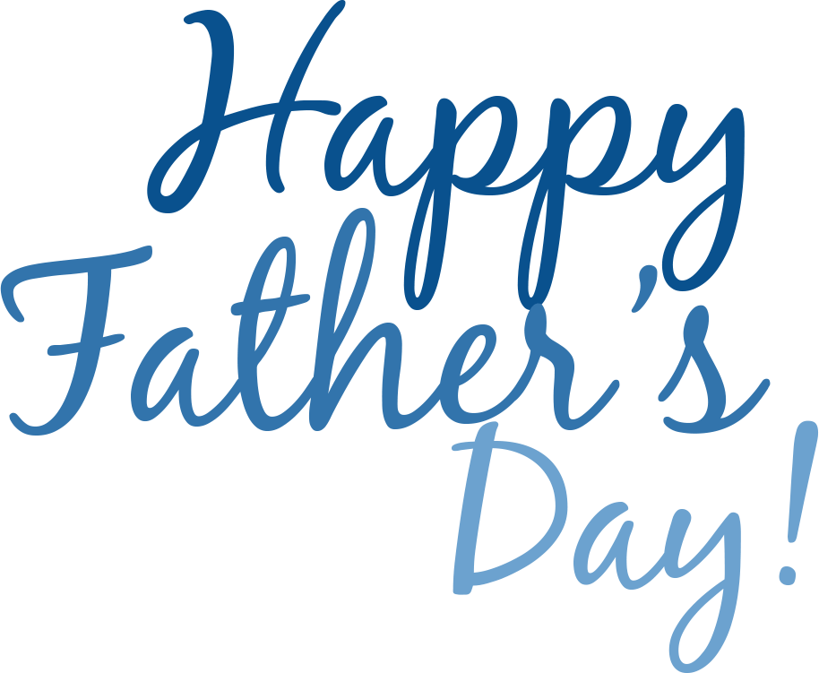 happy fathers day simple text transparent png stickpng rh stickpng com happy fathers day clip art copy snd paste happy father's day clip art religious