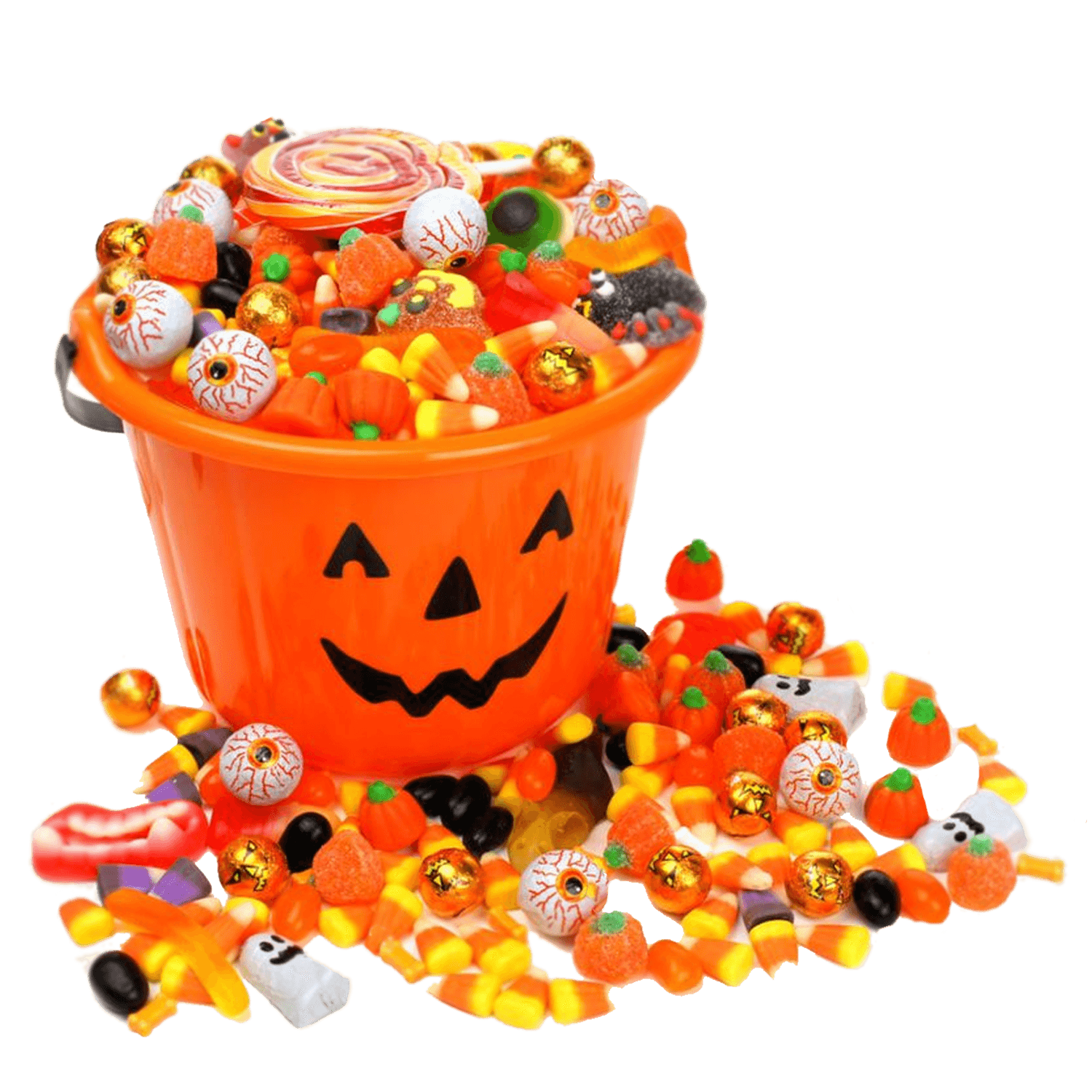 candies halloween transparent png stickpng trick or treat clip art images trick or treat clip art letters