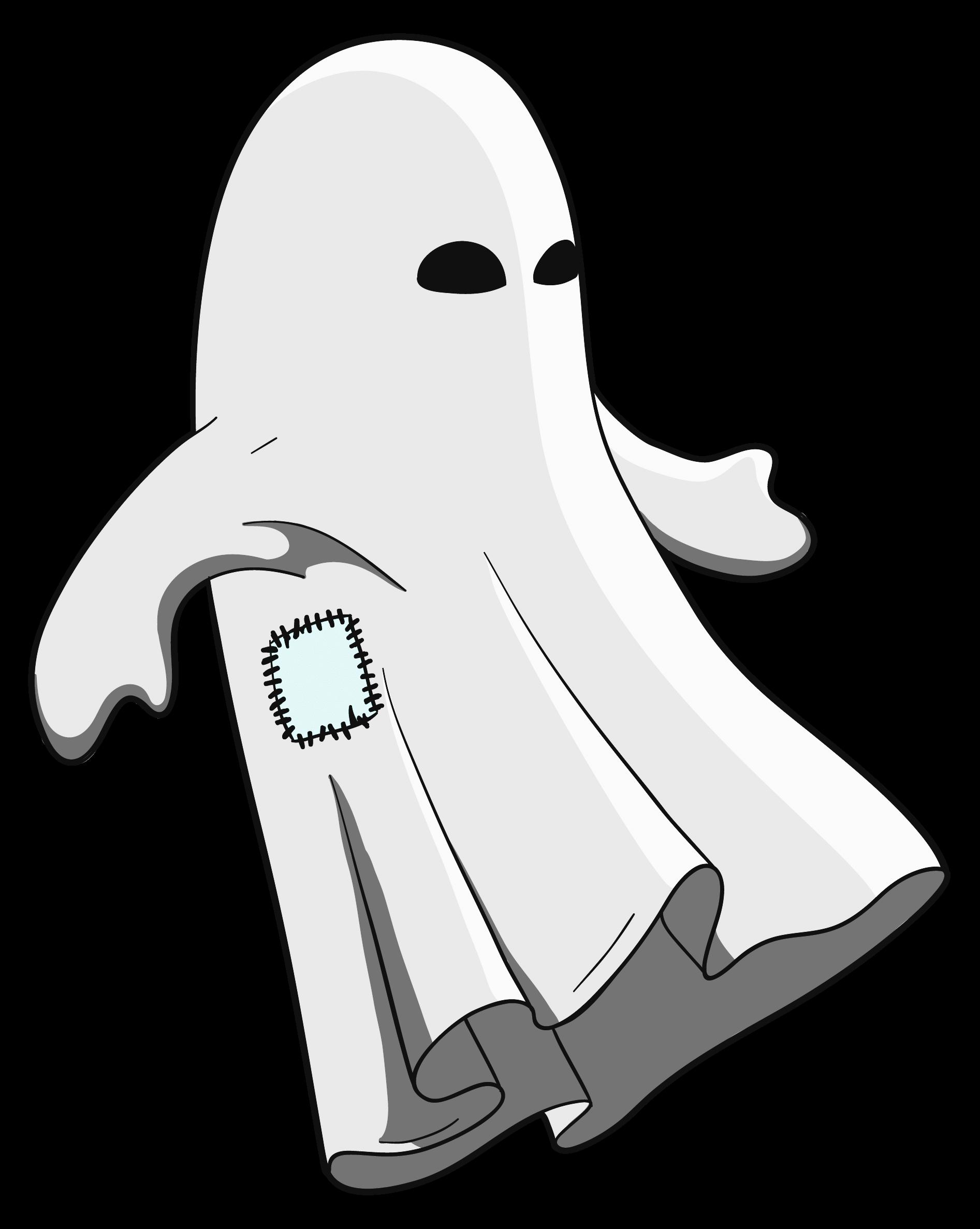 Ghost Halloween transparent PNG - StickPNG
