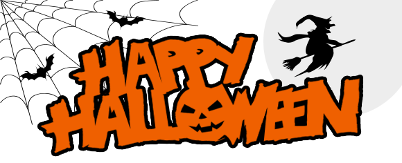 Happy Halloween Banner Transparent Png Stickpng