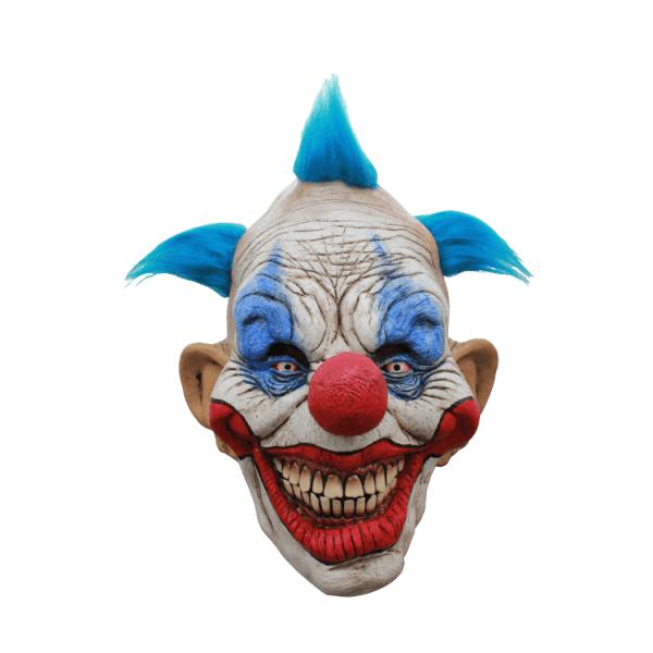 scary clown mask halloween