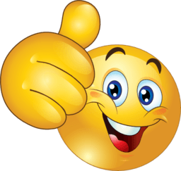 Emoticon Thumb Up transparent PNG - StickPNG
