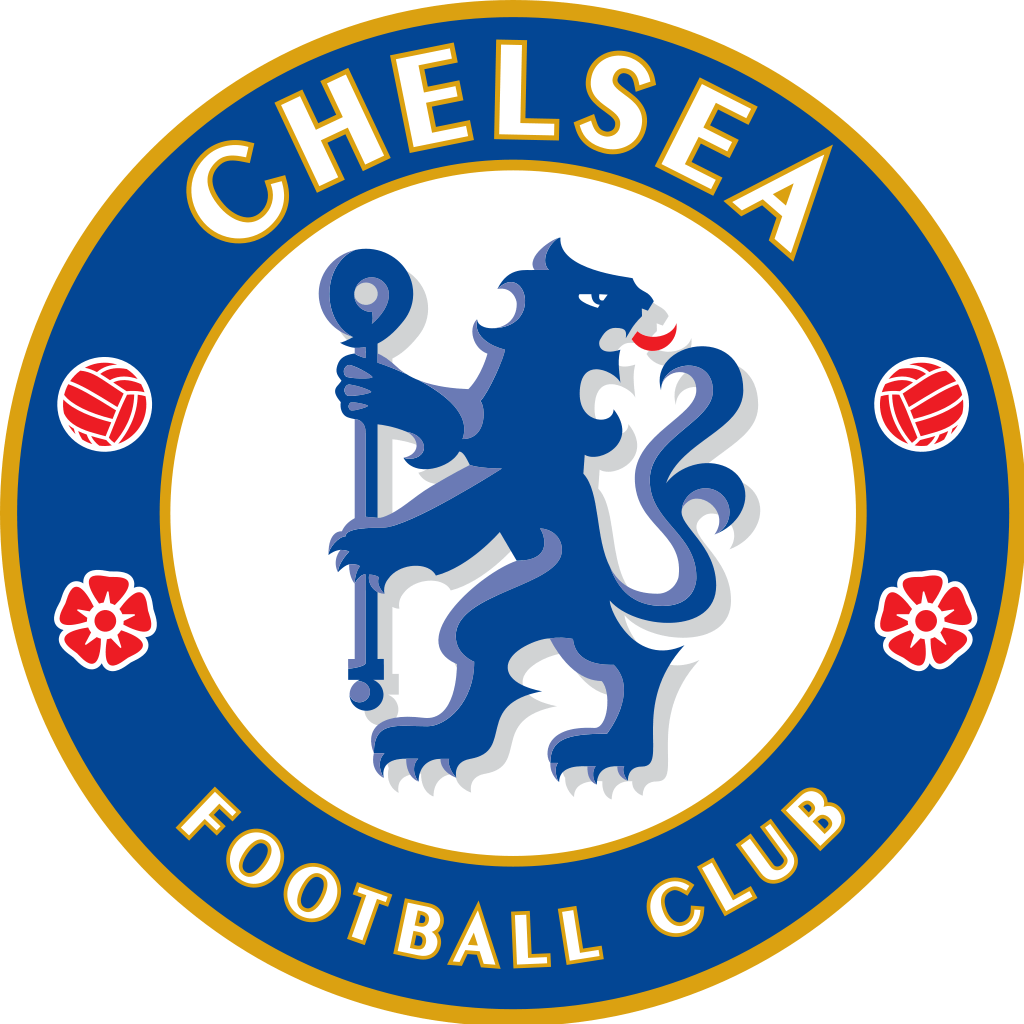 Výsledek obrázku pro chelsea logo png