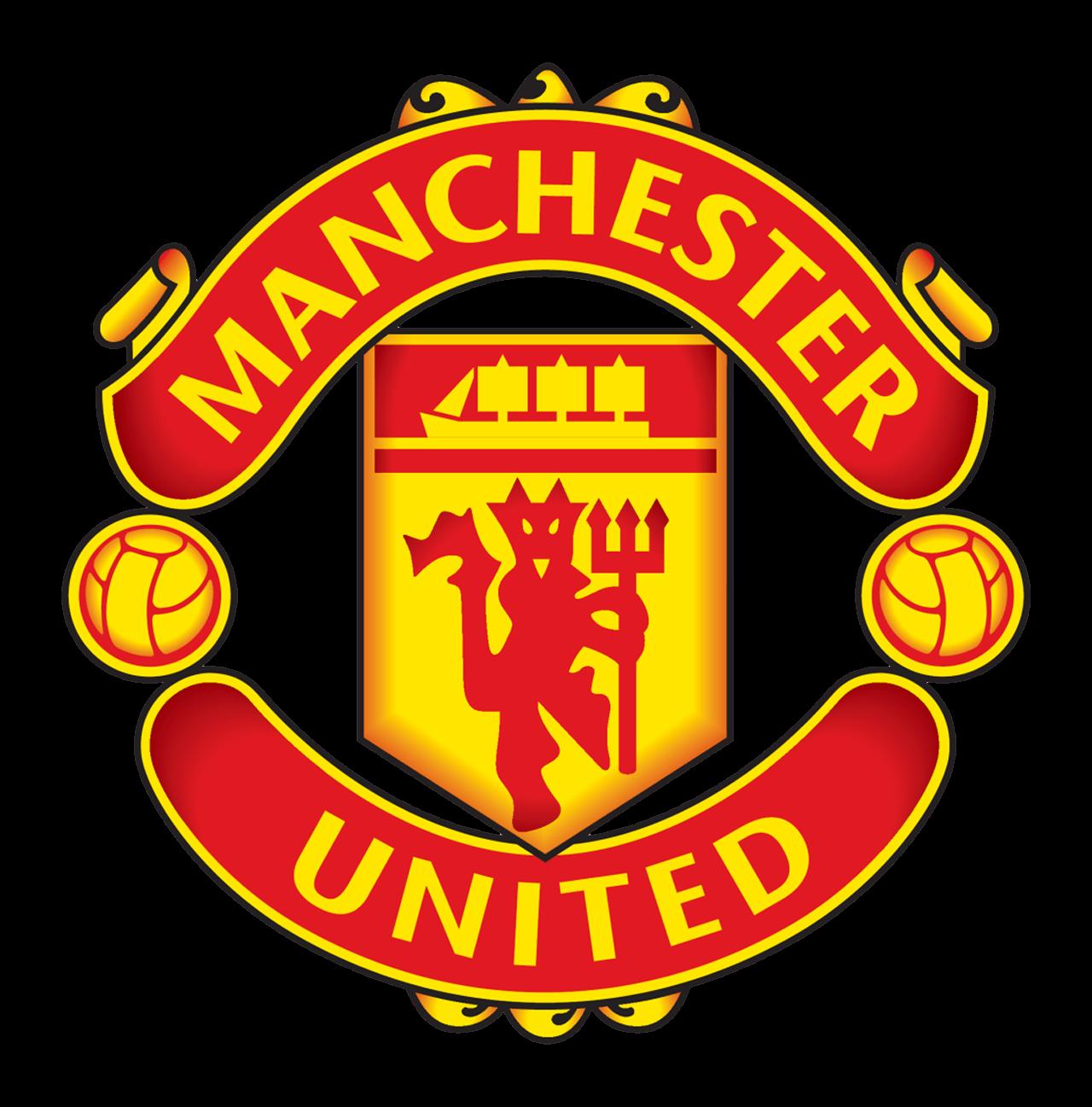 Manchester United Logo Transparent PNG StickPNG