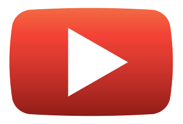 Play Youtube Classic Button transparent PNG - StickPNG