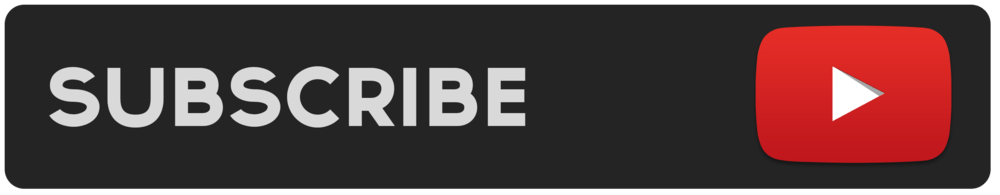 subscribe youtube black button transparent png stickpng