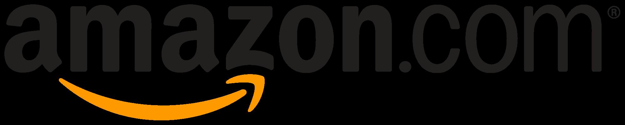 Amazon Logo Sticker