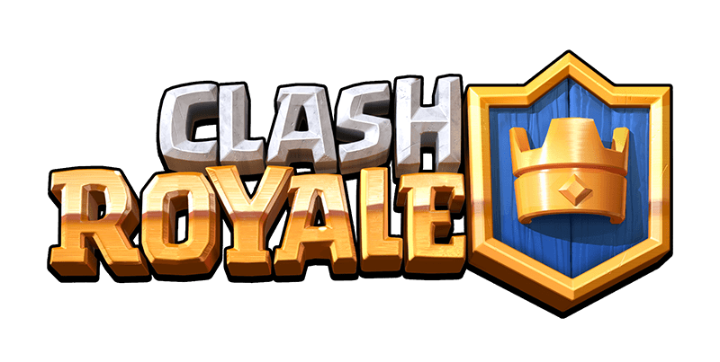 Clash Royale Logo Transparent Png Stickpng