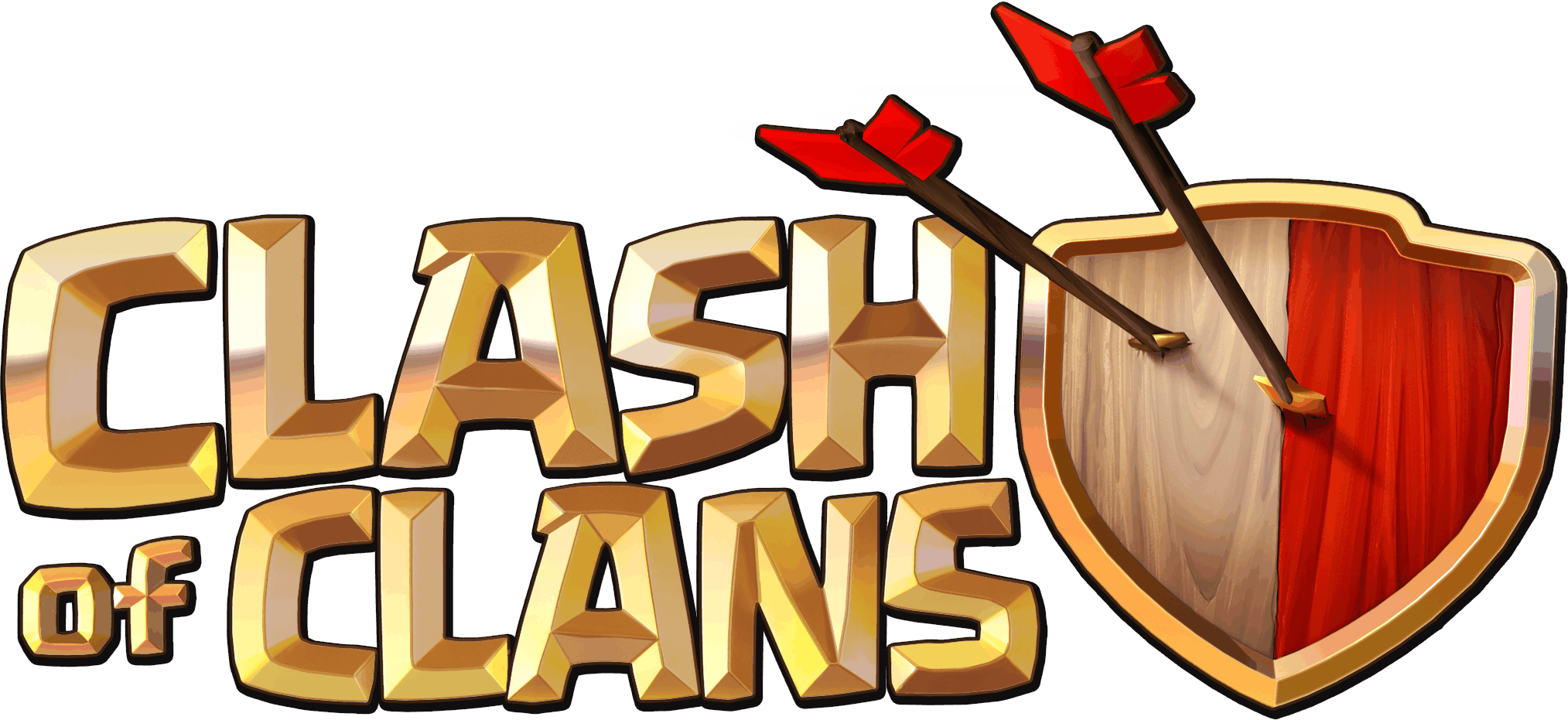 Clash Of Clans Logo transparent PNG - StickPNG