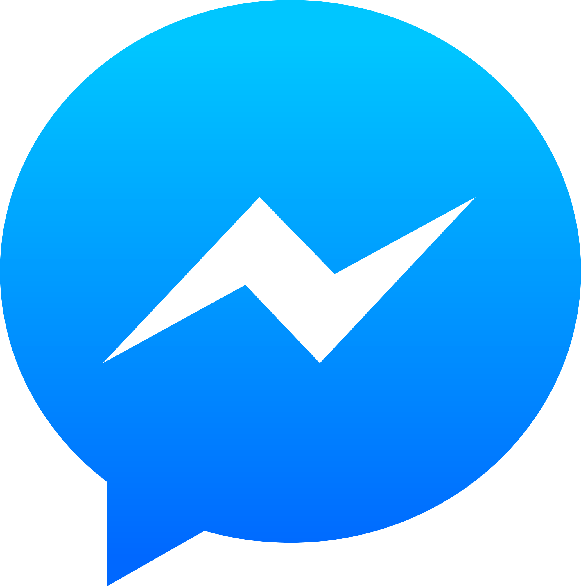 messenger logo transparent png stickpng