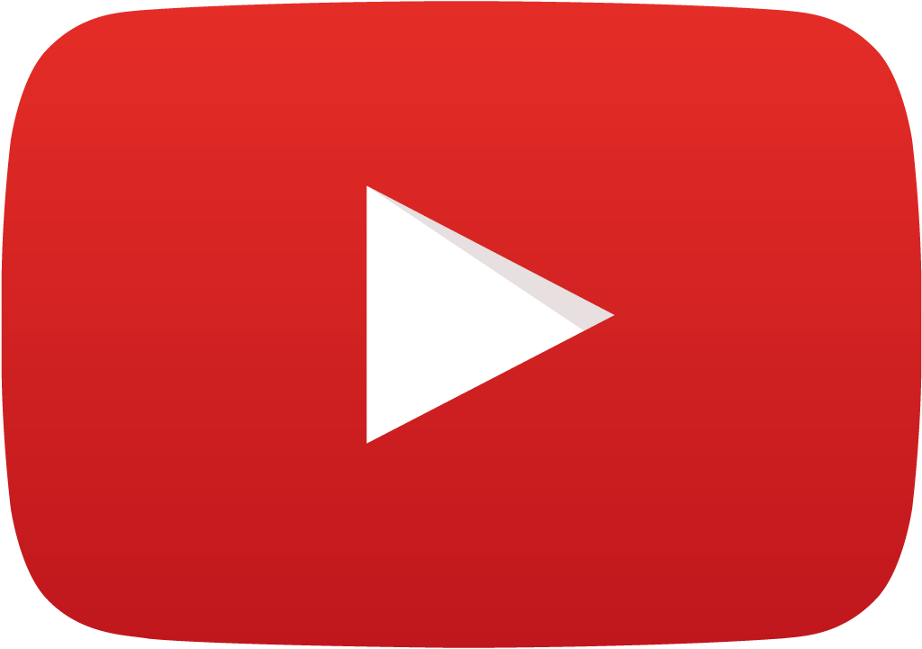 Logo Youtube Play PNG transparents - StickPNG