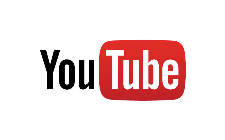 Image result for youtube transparent logo