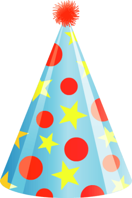 birthday hat party transparent png stickpng rh stickpng com birthday hat clipart black and white birthday hat clipart