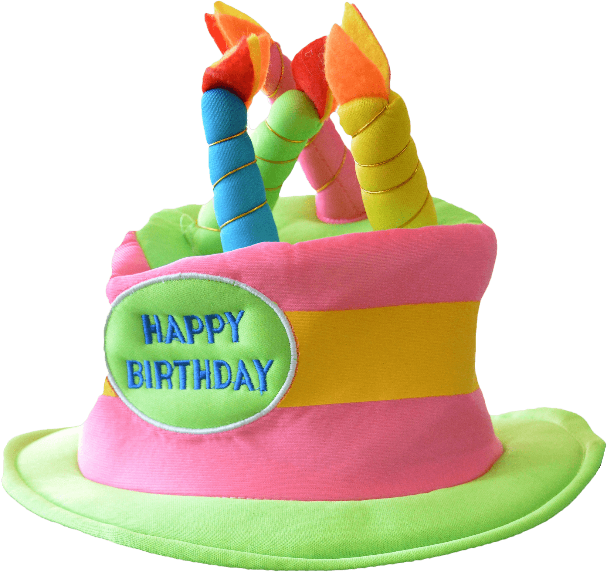 Download Happy Birthday Hat Transparent PNG