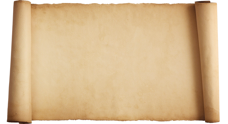 Blank Wanted Poster Paper Scroll Paper Landscape...