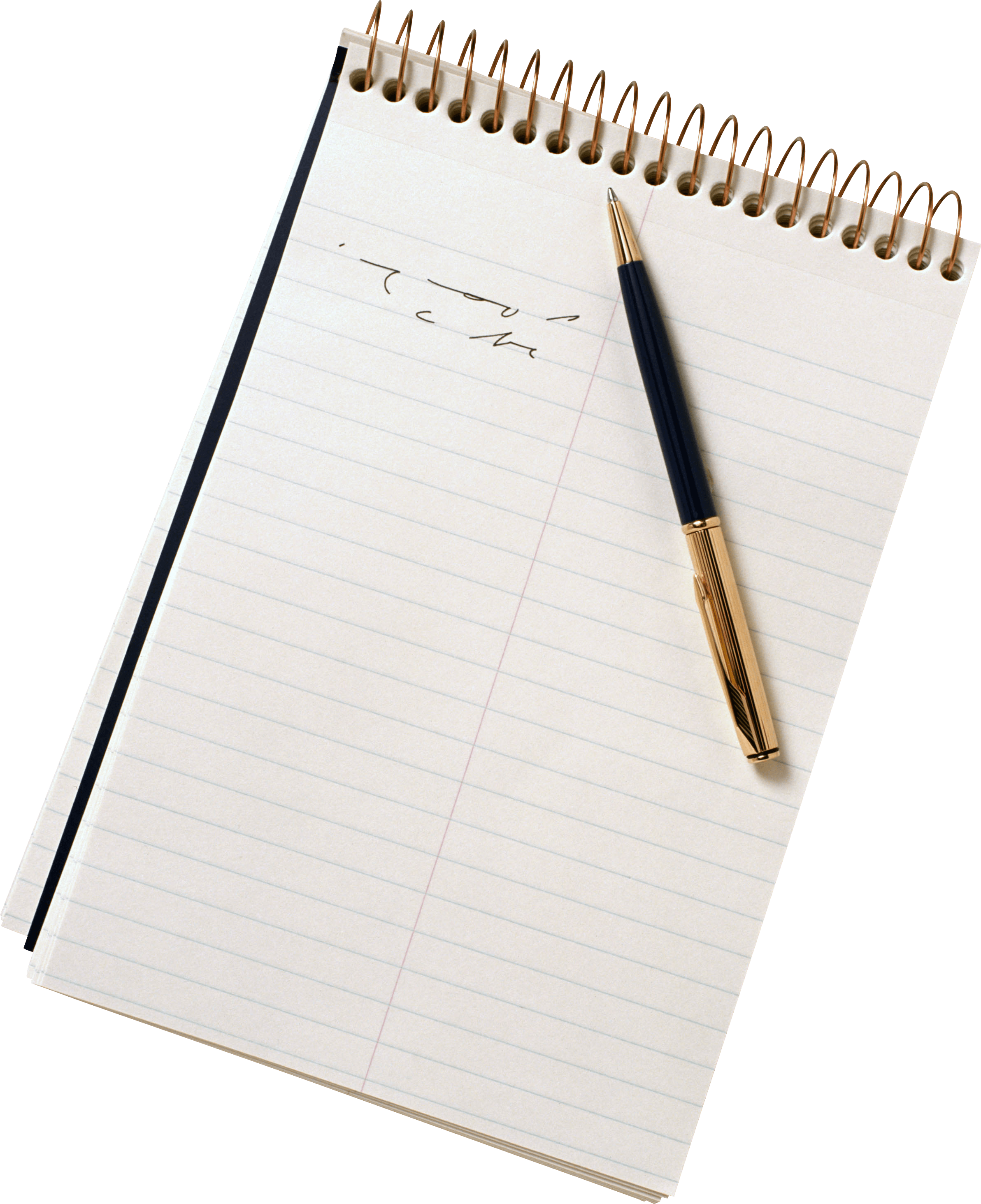 pen paper sheet transparent png - stickpng
