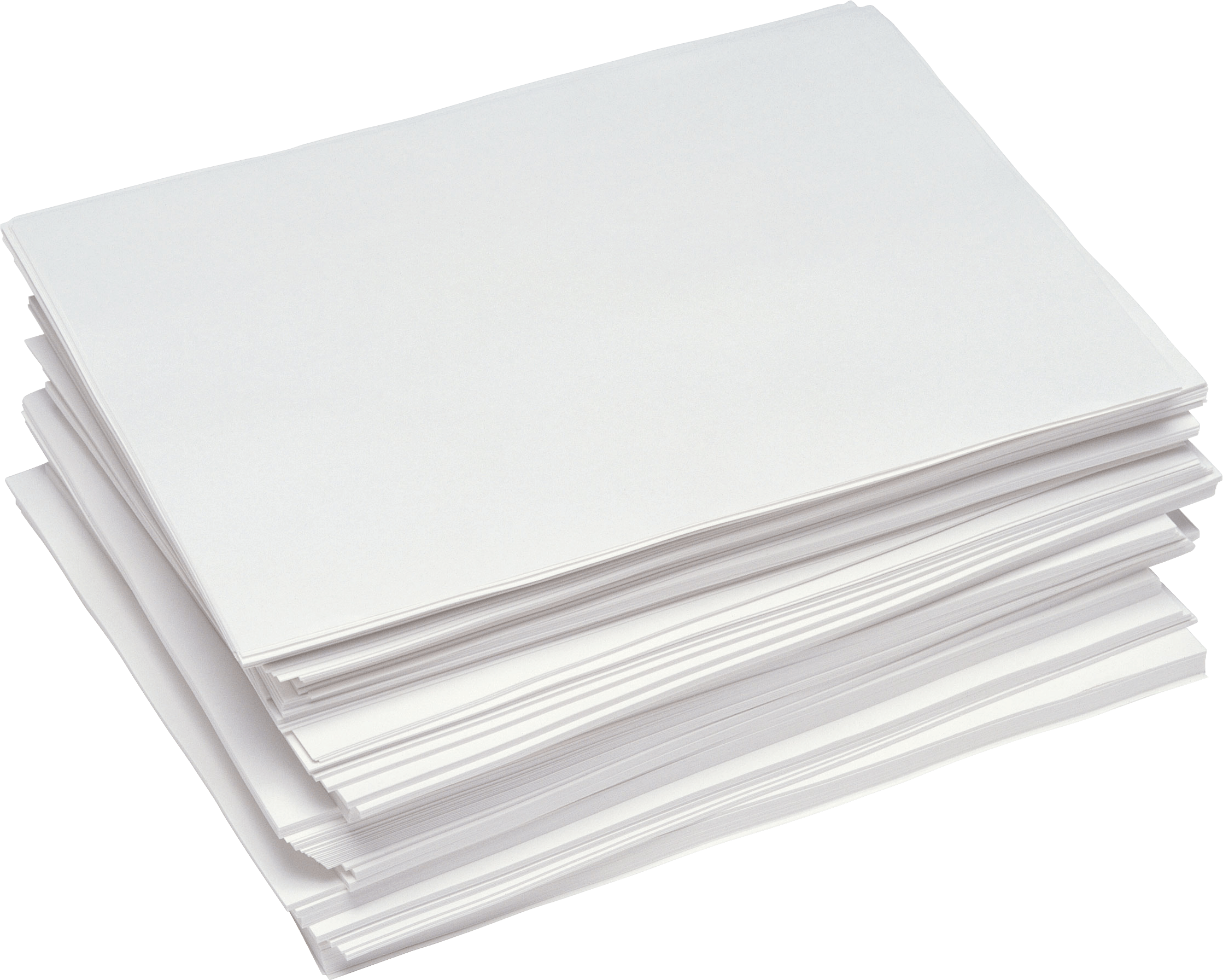 stack of paper transparent png - stickpng