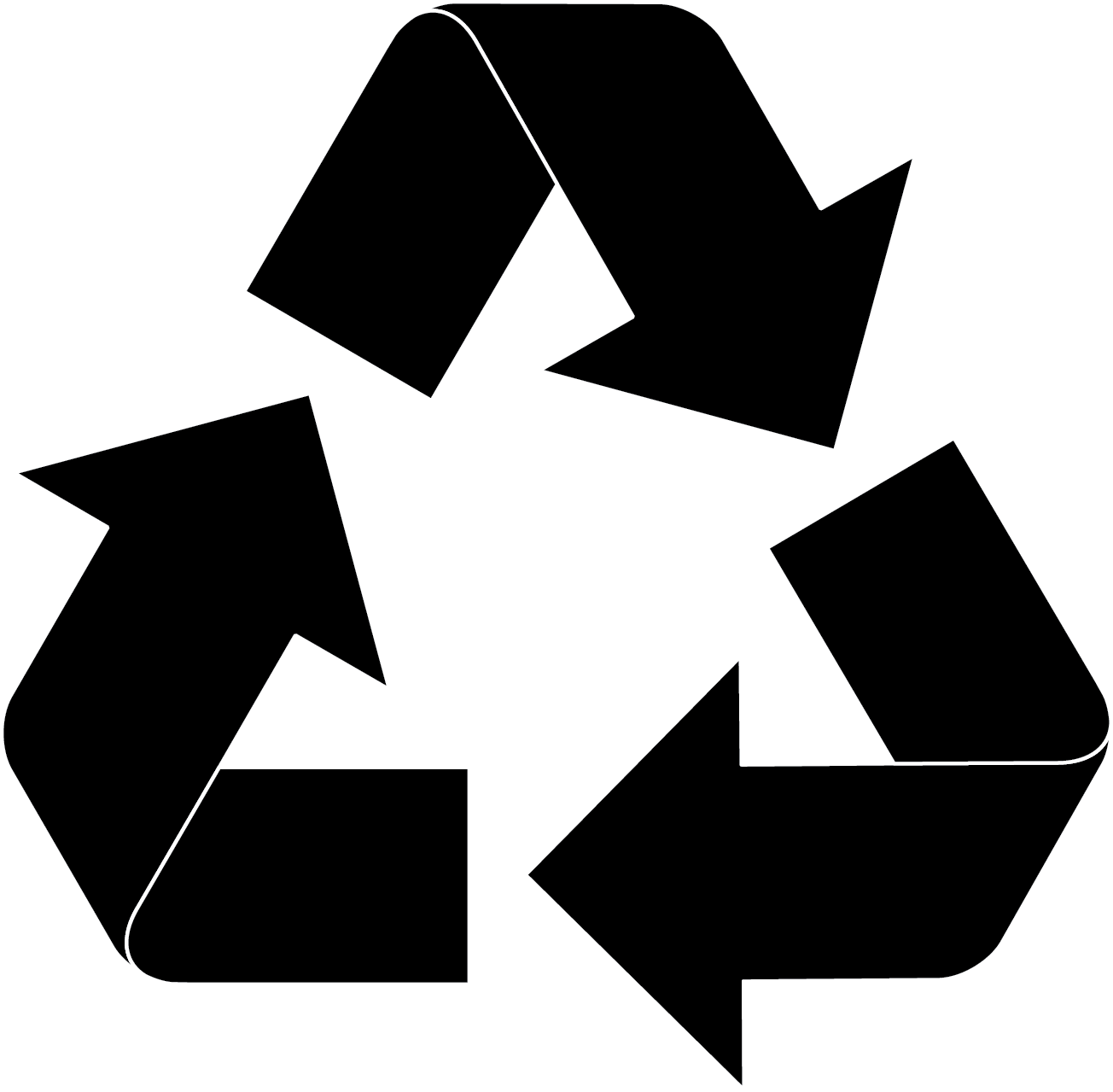 Recycle Symbol Transparent Png Stickpng