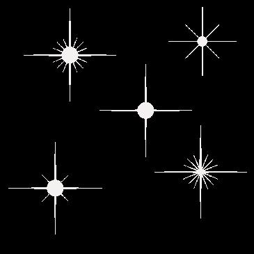 White Sparkles Transparent Png Stickpng