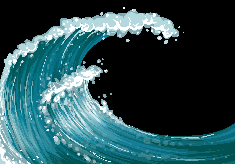 Wave Transparent PNG
