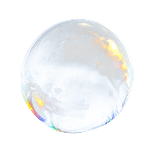 Single Soap Bubble transparent PNG - StickPNG