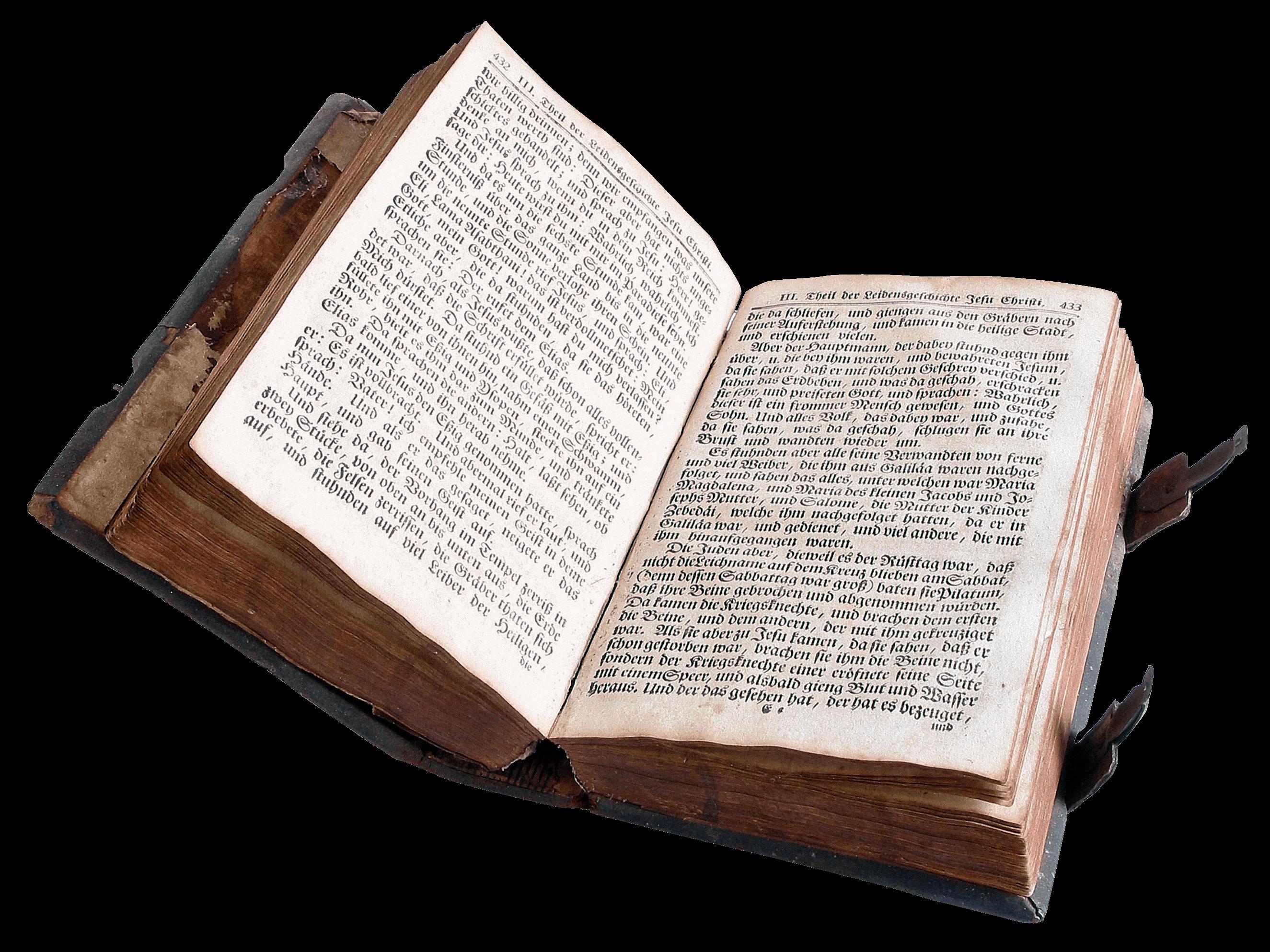 Vieux Livre Ouvert Png Transparents Stickpng