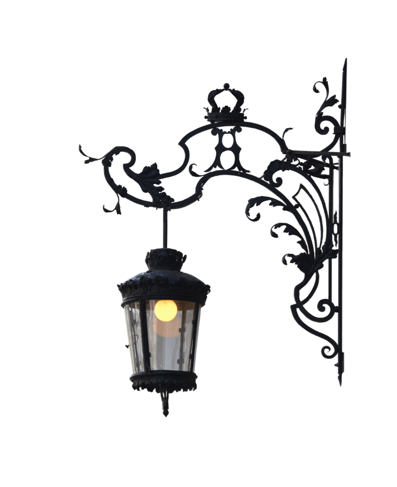 Lamp Street Wall transparent PNG - StickPNG for Street Lamp Png  177nar