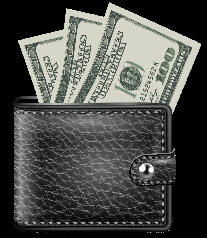 Money Wallet transparent PNG - StickPNG