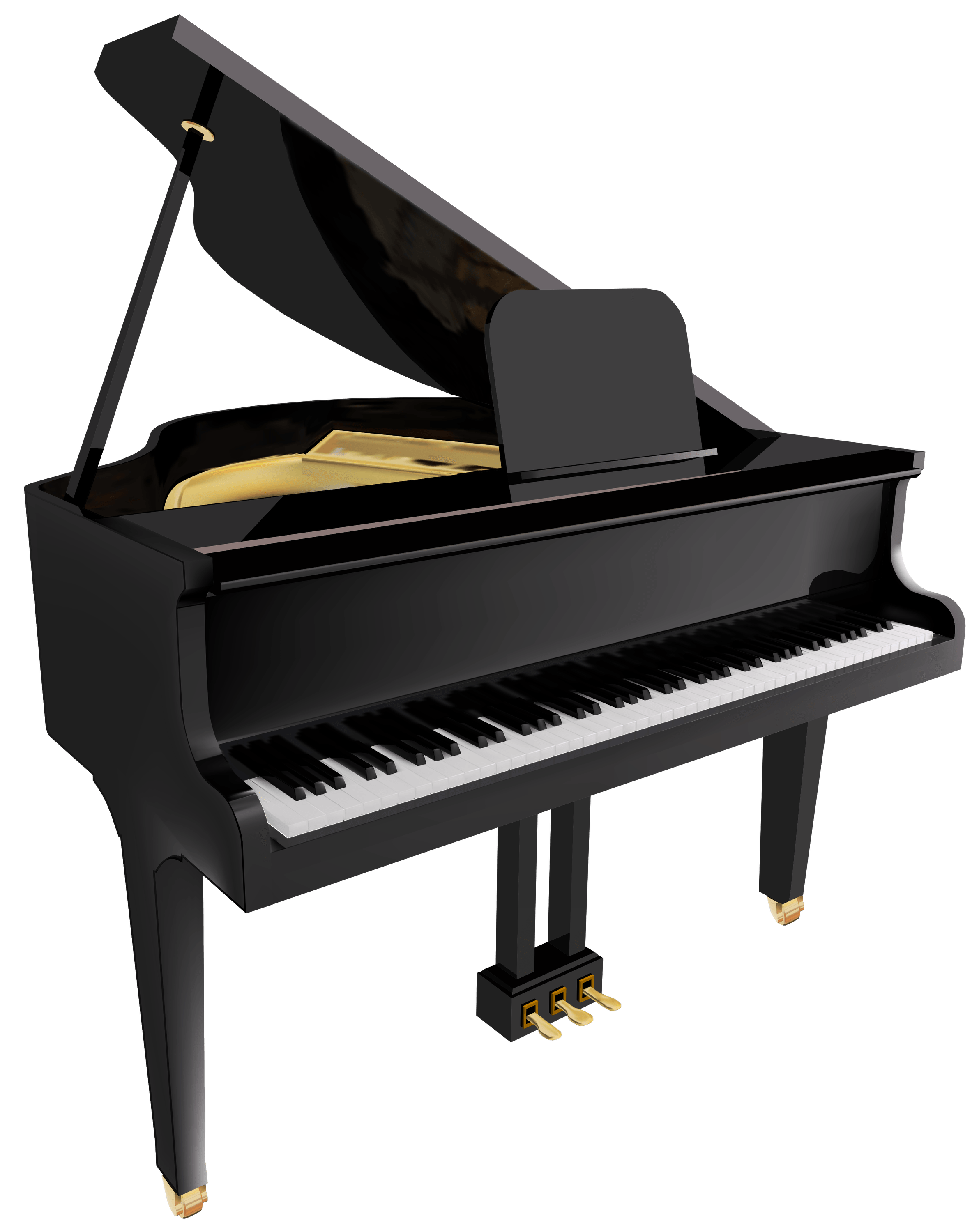 Image result for piano clipart