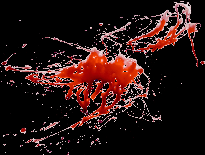 blood large splatter transparent png stickpng. Black Bedroom Furniture Sets. Home Design Ideas