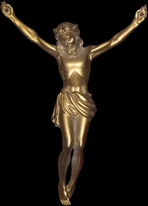 Jesus On Cross transparent PNG - StickPNG