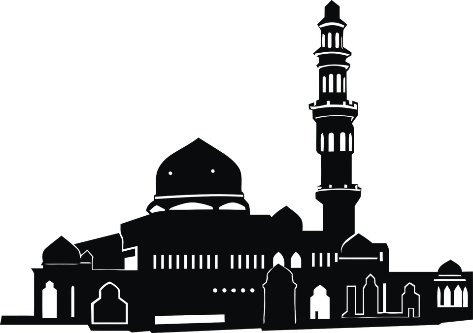 モスク Update: Mosque Islam Transparent PNG