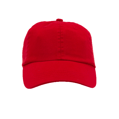 f4dc3f99bf1 Baseball Red Cap Front transparent PNG - StickPNG