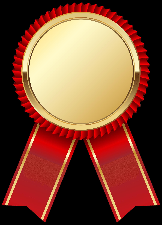 Gold Medal Ribbon transparent PNG - StickPNG