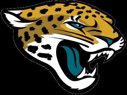 jacksonville jaguars logo transparent png - stickpng