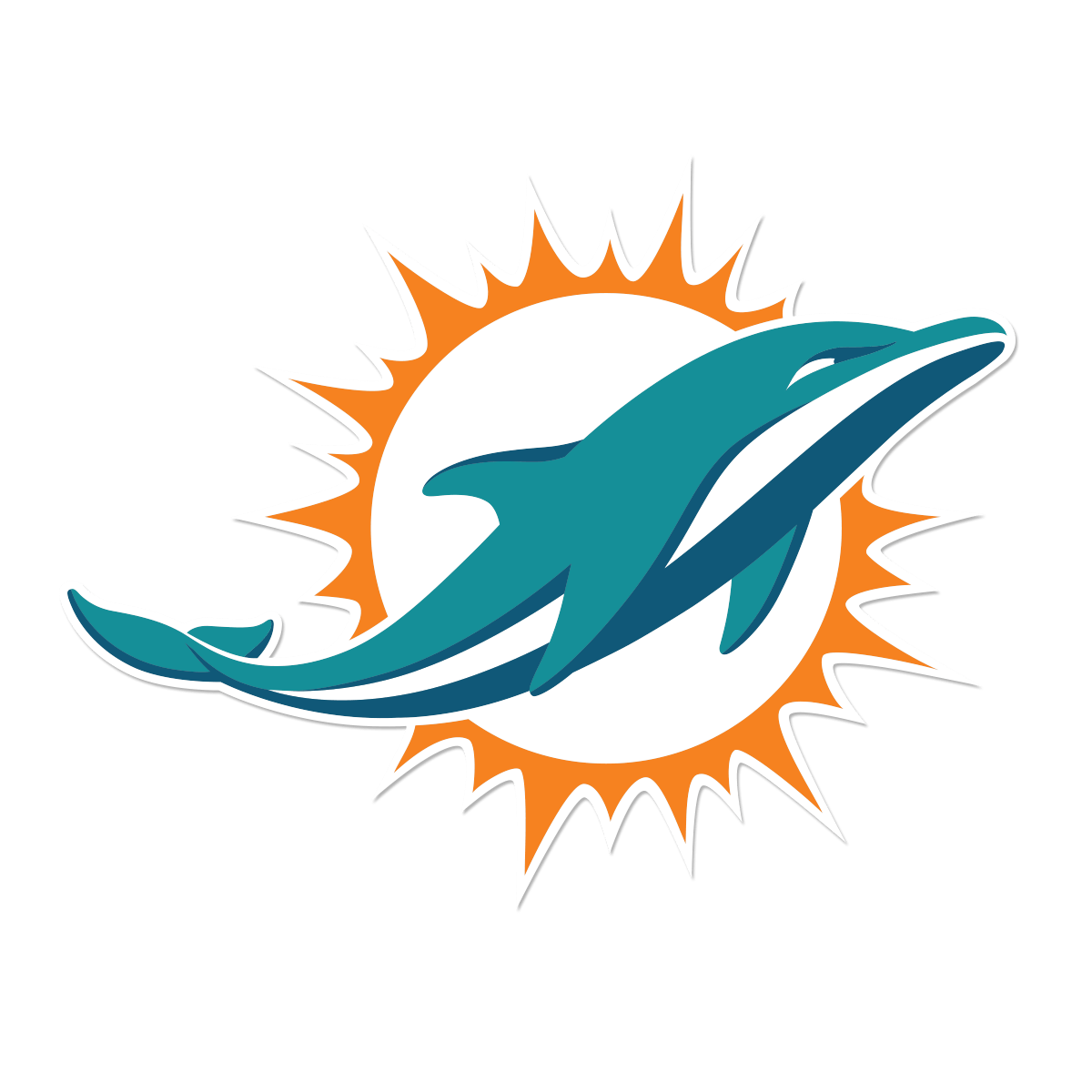 Image result for miami dolphins png
