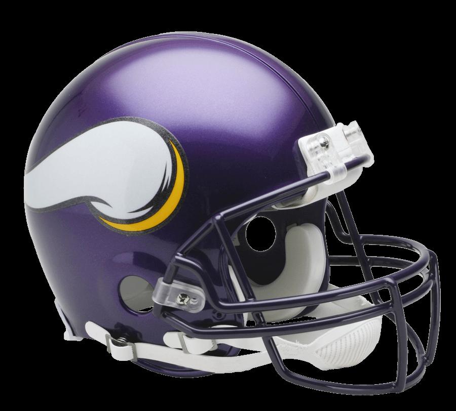 Minnesota Vikings Helmet transparent PNG - StickPNG