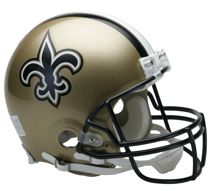 Saints Helmet Logo