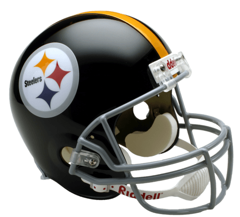 Pittsburgh Steelers Helmet transparent PNG - StickPNG