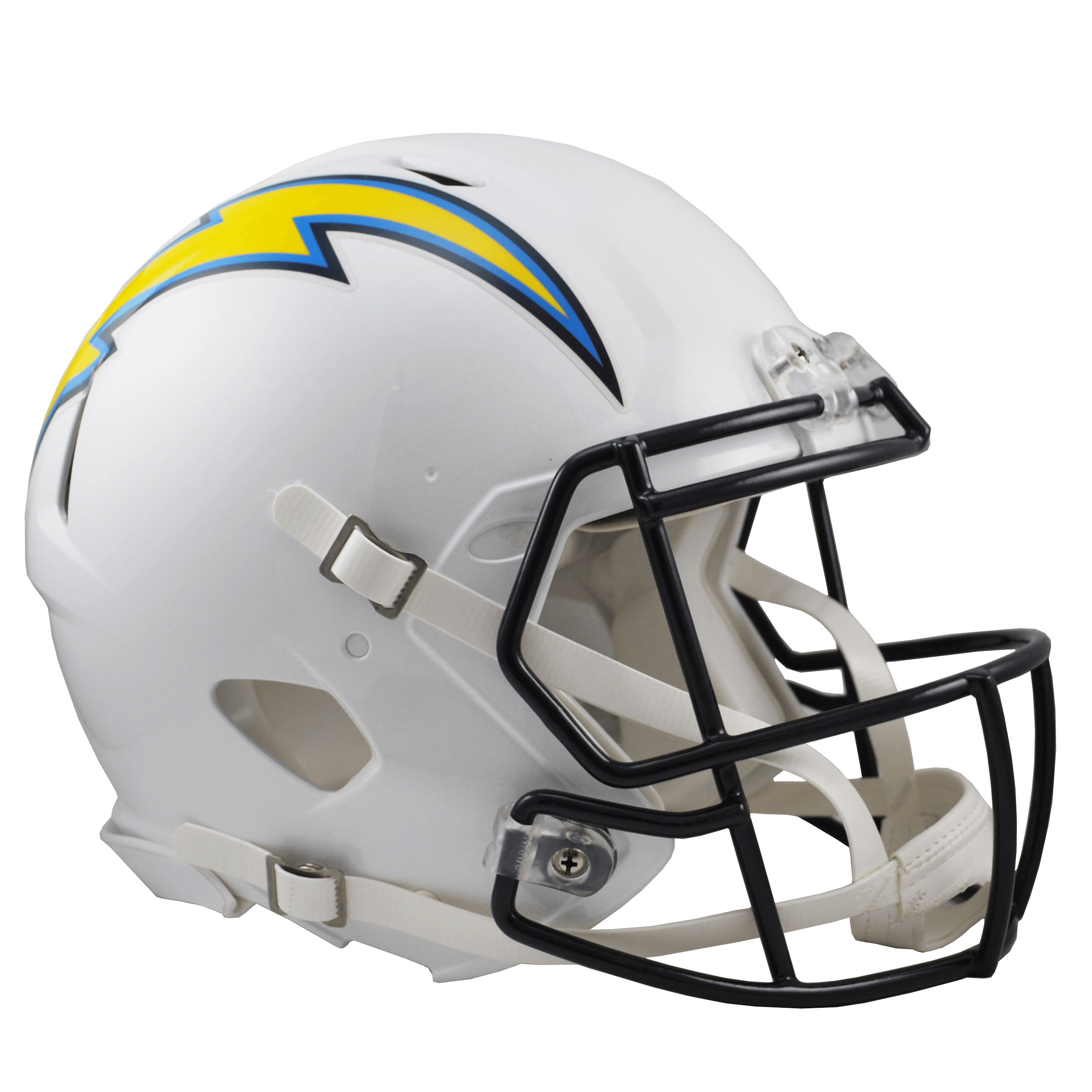 San Diego Chargers Helmets: San Diego Chargers Helmet Transparent PNG