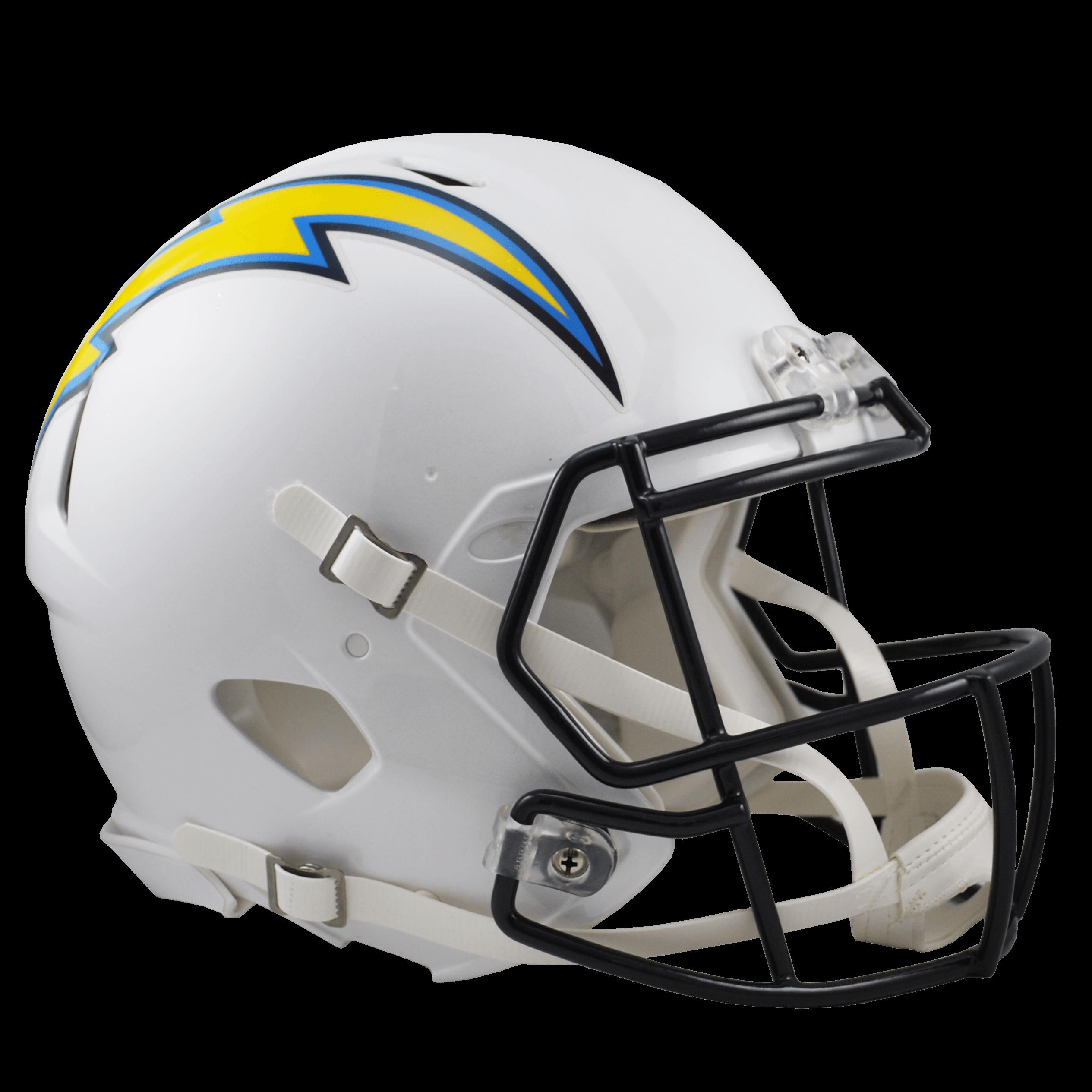 San Diego Chargers Helmet: San Diego Chargers Helmet Transparent PNG