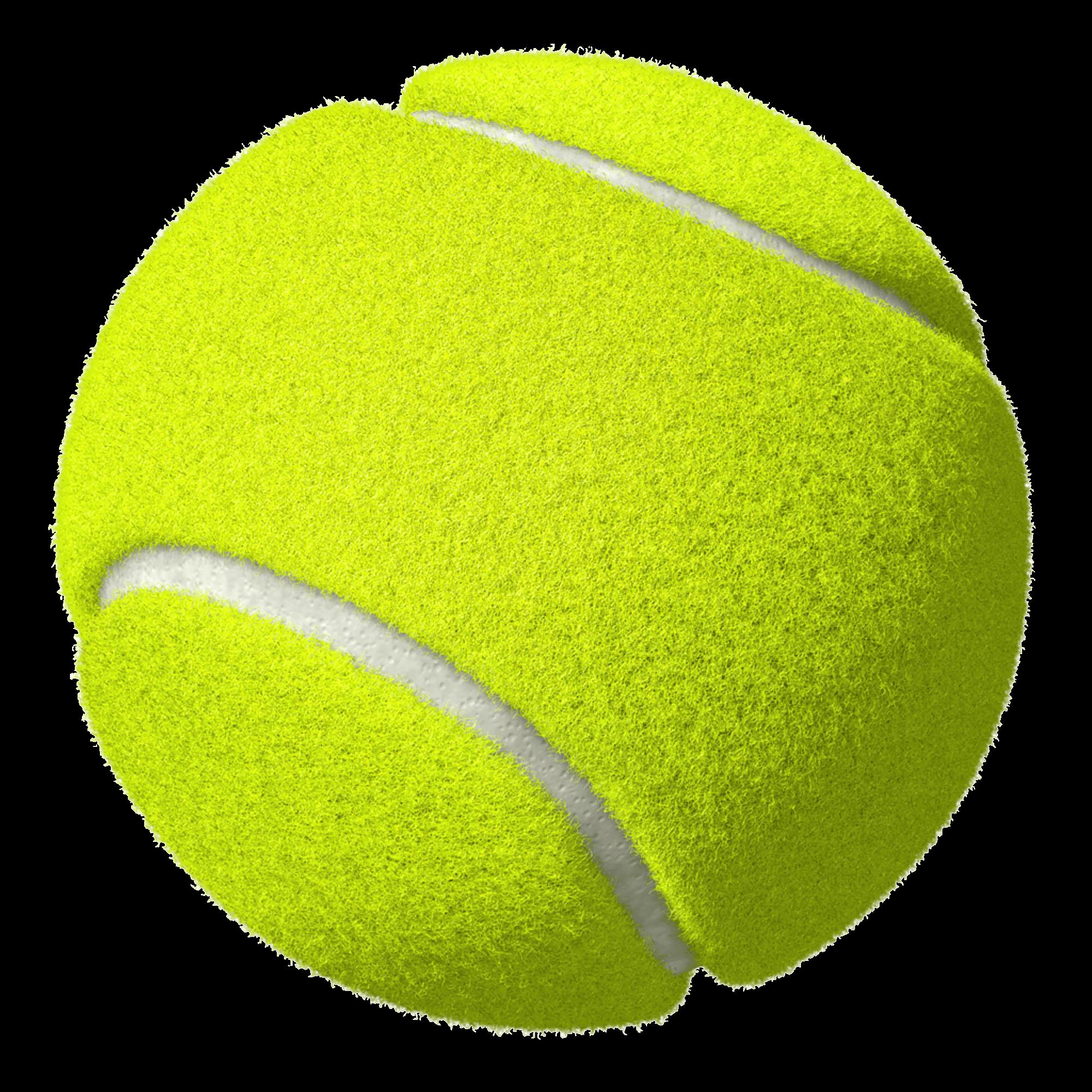Ball Tennis transparent PNG - StickPNG