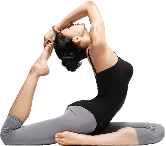 Yoga Exercise Transparent Png Stickpng