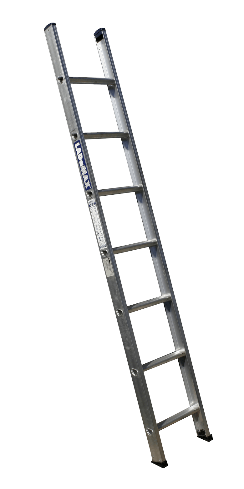 Single Aluminium Ladder transparent PNG - StickPNG