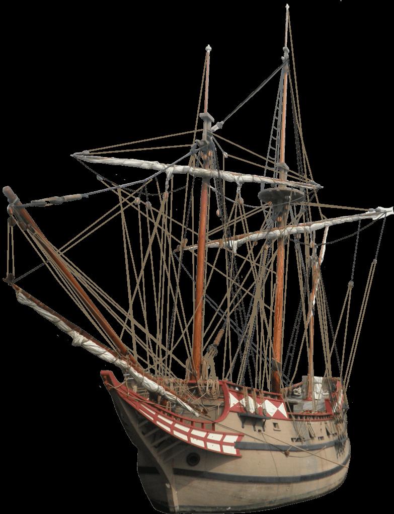old sailing ship transparent png stickpng