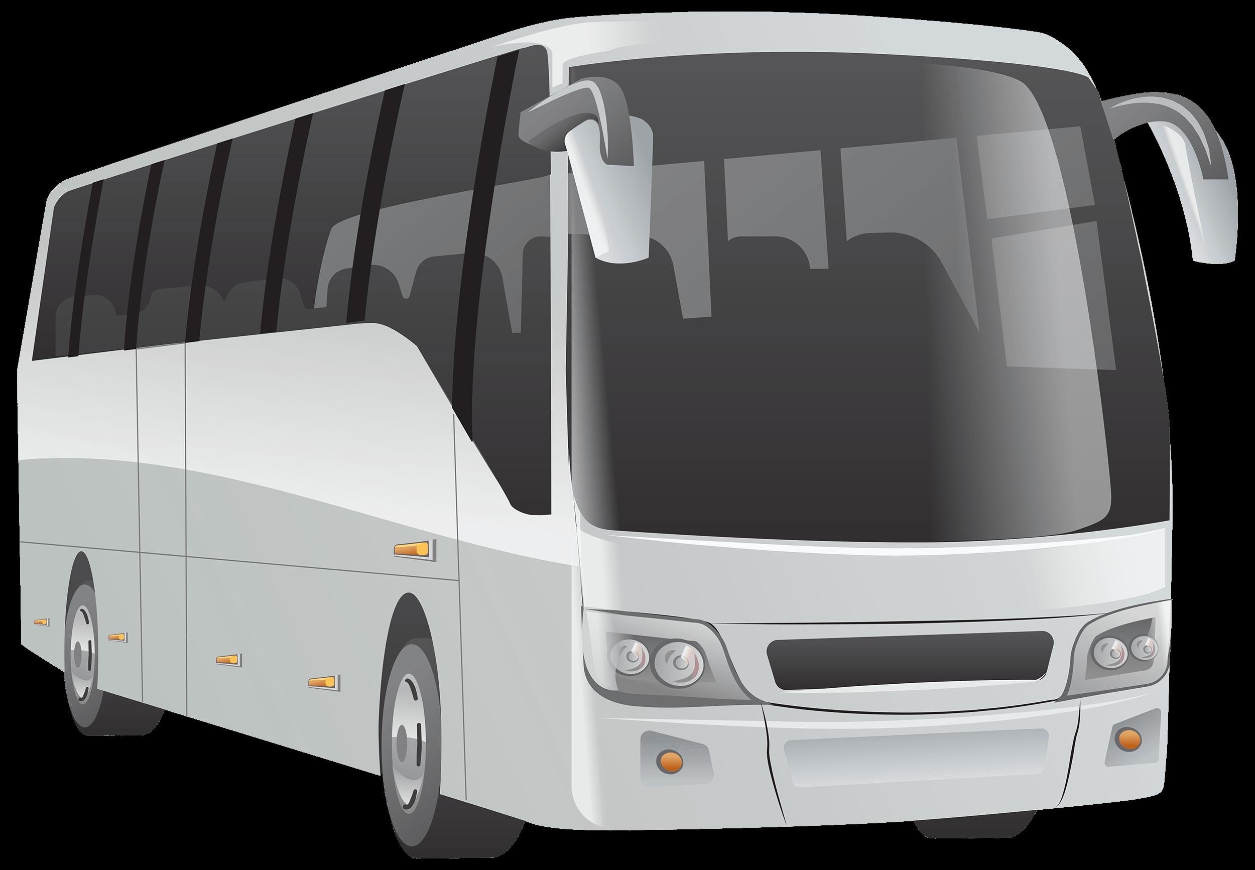 Bus Illustration Transparent Png Stickpng