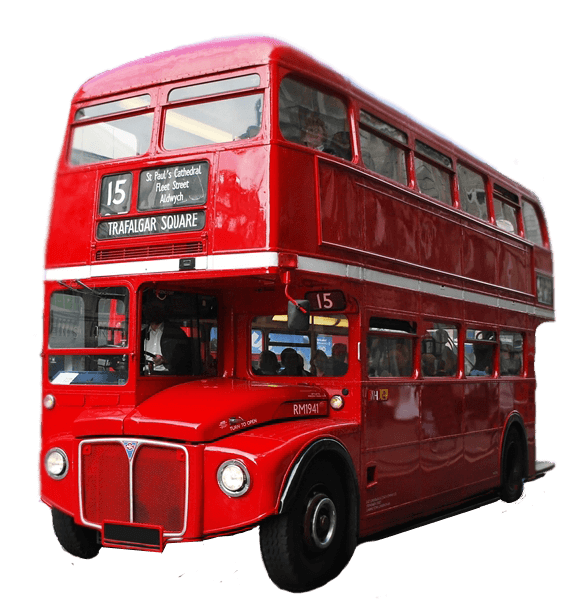 Double Decker Bus Cake Images