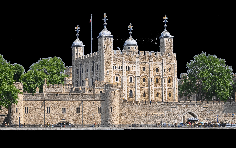 London Tower Bridge Silhouette Clipart Transparent Png Stickpng
