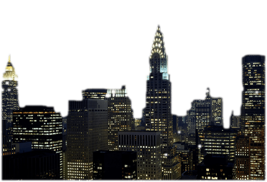 Nyc Skyline transparent PNG - StickPNG